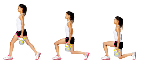 kettle-bell-lunge